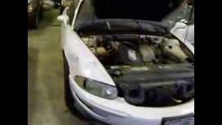 ls14915 1995 Buick Riviera 3.8 automatic 125667miles, Elmer's Auto Salvage