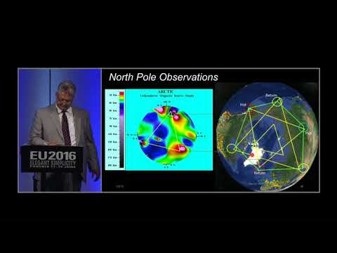 Bruce Leybourne: Geometry of Earth's Endogenous Electrical Energy -- Geophysical Evidence | EU2016