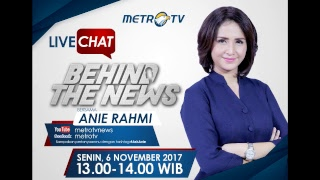 Live Chat Behind The News Bersama Anie Rahmi
