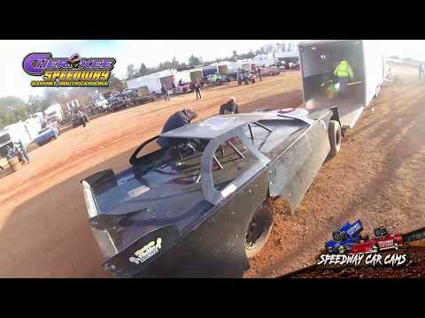 #1 Benjamin Cranford - Street Outlaws - 1-26-20 Cherokee Speedway - In-Car Camera