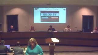 June 26, 2017 City Council Meeting
