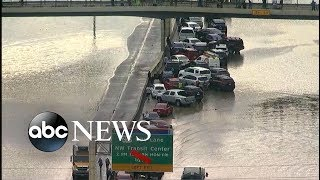Texas flood emergency, whistleblower case, global climate change protest | ABC News
