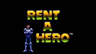 Rent-A-Hero - Main Theme