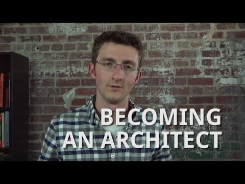 Becoming architect essay
