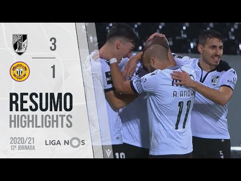Guimaraes Nacional Goals And Highlights