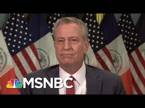 De Blasio: NYC Doesn't Have Enough Doses Of The Vaccine   Morning Joe   MSNBC