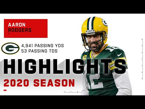 Aaron Rodgers Full Season Highlights | NFL 2020