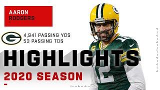 Aaron Rodgers Full Season Highlights