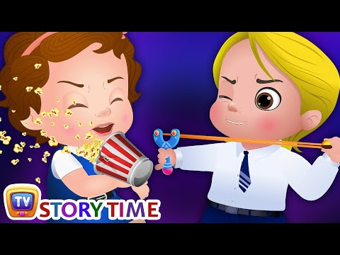 Hands Are For Helping - Good Habits Bedtime Stories & Moral Stories for Kids - ChuChu TV