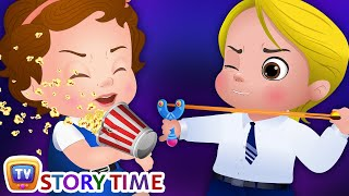 Hands Are For Helping   Good Habits Bedtime Stories & Moral Stories For Kids   Chuchu Tv