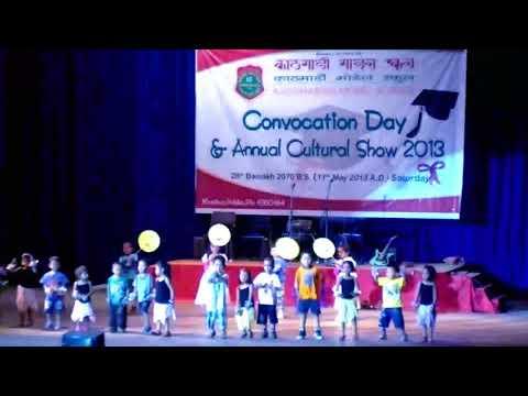 Kathmandu Model School Children Dance | Children Dance Show