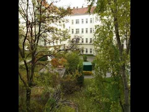 behind the AKH - Lazarettgasse