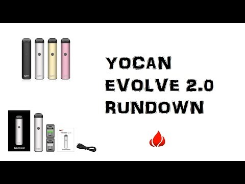 Yocan Evolve 2.0 Rundown & Analysis