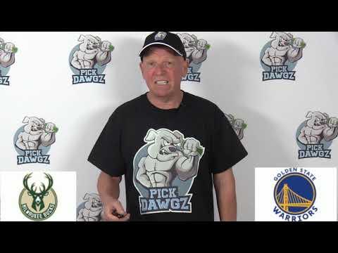 Golden State Warriors vs Milwaukee Bucks 1/8/20 Free NBA Pick and Prediction NBA Betting Tips