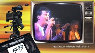 1985 Hoorn: J.C. Troll - Herman Brood and his Wild Romance