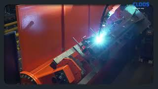 Kompakte QIROX-Roboteranlagen bei Nussbaum