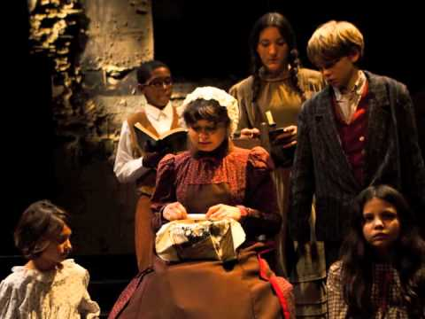 "Hedgerow Theatre's  22nd Annual ""A Christmas Carol"""