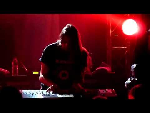 Firewind -  Bob Katsionis Keyboard Solo
