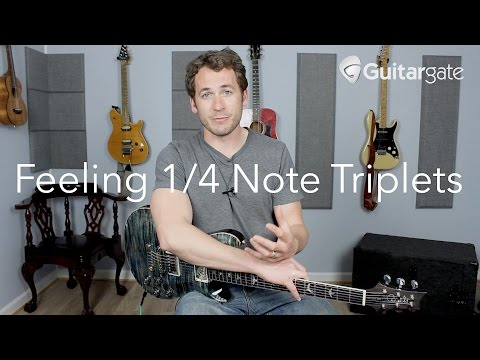 1/4 Note Triplets - What Do They Sound Like??
