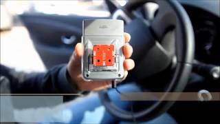 하이패스 SET-230 제품 설치 동영상