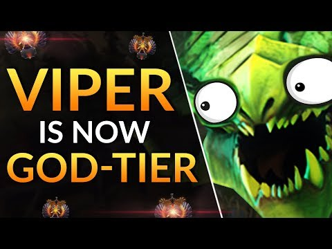 VIPER is now a GOD - Pro Tips to RAMPAGE and CLIMB | Dota 2 Mid Guide thumbnail