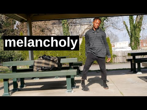 Jaden Smith - Melancholy (Dance Freestyle by Diavion) #TheVative