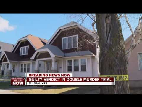 Patrick Fowler: Milwaukee man found Guilty of double Homicide