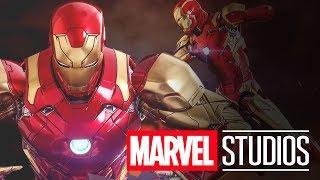 Avengers 4 LEAKED IRON MAN Mark 85 Thanos Buster