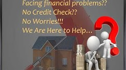 No Credit Check Mortgage Refinance - Get Lowest Interest on Home Loans without Credit Check