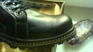 видео Ботинки мужские Camel