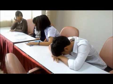 ข้อห้ามในห้องเรียน