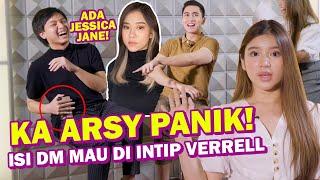ADA JESSICA JANE! VERRELL NGAKAK KA ARSY PANIK ISI DM MAU DI BONGKAR! - RAPOPO #7