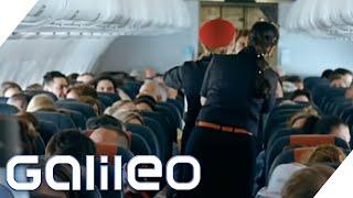 10 Fragen an einen Air Marshall | Galileo | ProSieben