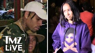 Gambar cover Chris Brown & Karrueche FACE TO FACE | TMZ Live