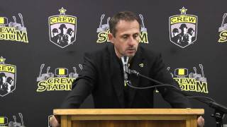 Press Conference: Robert Warzycha