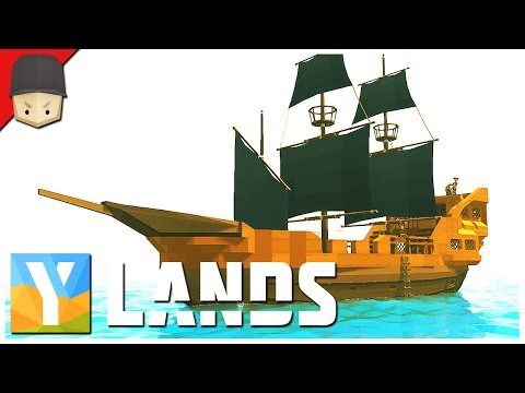 YLANDS - The Black Earl! : Ep.17 (Survival/Crafting/Exploration/Sandbox Game)