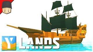 YLANDS - The Black Earl! : Ep.17 (Survival/Crafting/Exploration/Sandbox Game)