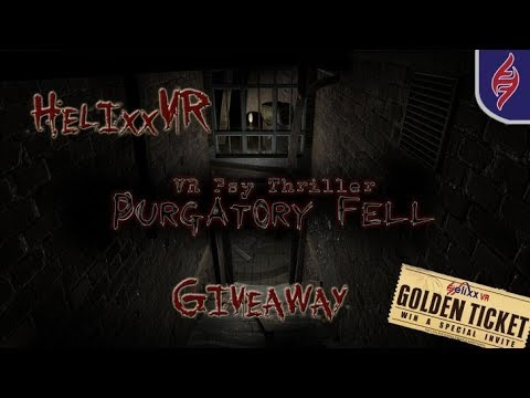 Purgatory Fell Giveaway & Golden Ticket Giveaway ****closed****