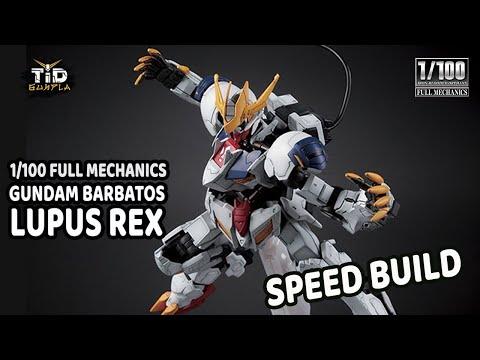 [Speed Build] 1/100 Full Mechanic Gundam...