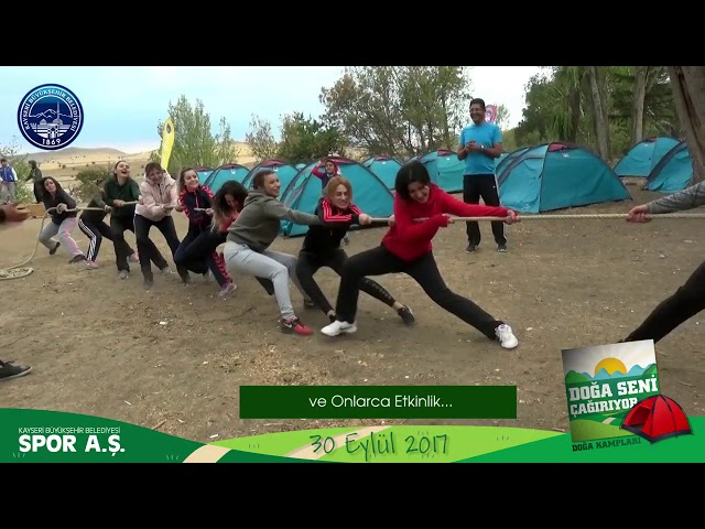 30 Eylül Sarımsaklı Doğa Kampı