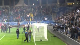 SKN St. Pölten - SK Sturm Graz  Spielende ÖFB-Cup 2013/14