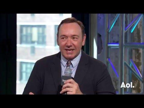 "Kevin Spacey On ""Elvis & Nixon"" | AOL BUILD"