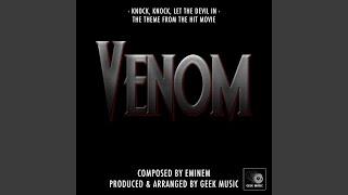 Gambar cover Venom - Knock Knock, Let The Devil In - Main Theme