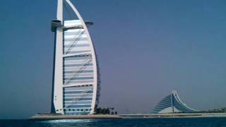 tour with yellow boat Burj Al Arab