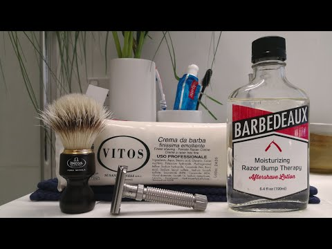 Rex Ambassador Against The Grain Shave!!