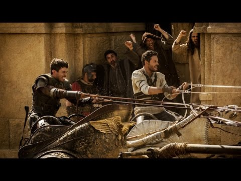 "BEN-HUR (2016) - ""Chariot Race"" Clip - Paramount Pictures"