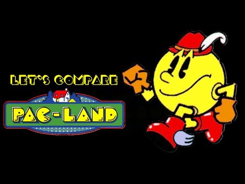 Let's Compare ( Pac Land )