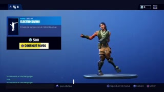 FORTNITE 1 HOURS OF ELECTRO SWING