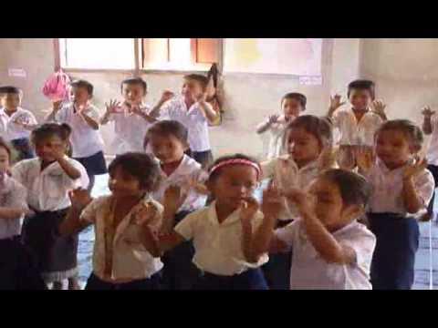 Ecole Champalao - Ban None Champa - Laos