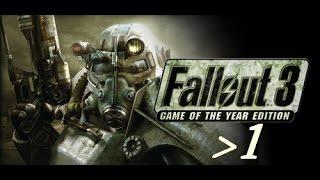 Fallout 3 Gameplay Español parte 1 Hola papá (xbox 360)